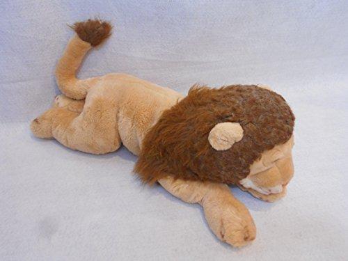 24K Polar Puff Special Effects Lancelot Lion Plush Toy