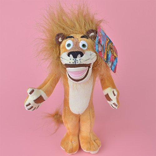 25cm Madagascar Alex Lion Plush Toy