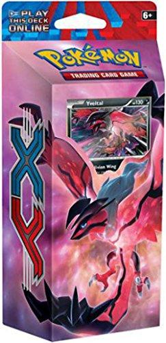 Pokemon TCG Card Game XY Theme Decks - Yveltal Destruction Rush by Pokemon