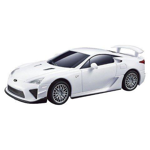 Braha Lexus LFA Remote Control Car - White