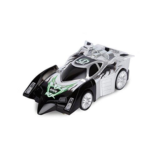 YKS RC Remote Control Zero Gravity Mini Wall Climbing Climber Electric Stunt Car Toy kids Gift-Black