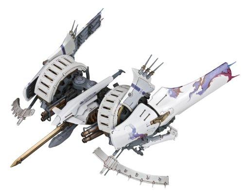 1144 Scale Hitekkai Ikaruga White Construction Model Kit by Kotobukiya