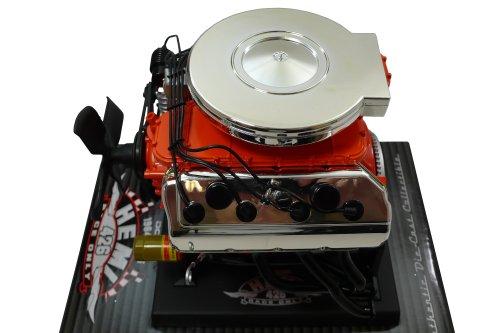 Dodge Hemi 426 Racing Model Engine - Diecast 16 Scale Motor