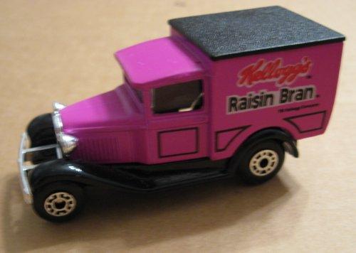 Matchbox Ford Model A Kelloggs Raisin Bran Collectible Toy Car