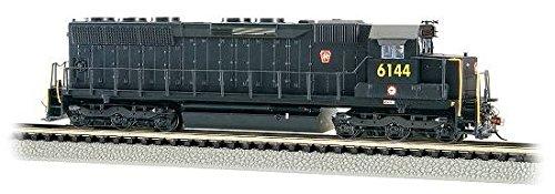 Bachmann Industries PRR 6144 EMD SD45 DCC Sound Equipped Diesel Locomotive Train N Scale