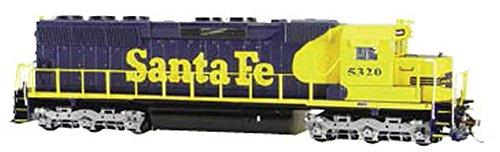 Bachmann Industries Santa FE 5320 EMD SD45 DCC Sound Equipped Diesel Locomotive Train N Scale