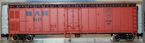 N Scale ATLAS 50 Foot Mechanical Reefer CarBAR - Bangor Aroostook - Freight train car - 3652