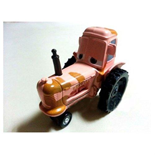 Mattel Disney Pixar Cars Tractor Metal Toy Car 155 Loose New In Stock