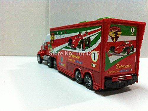 Pixar Cars Diecast Mack Uncle Truck Francesco Bernoulli 155 Metal Toy Car