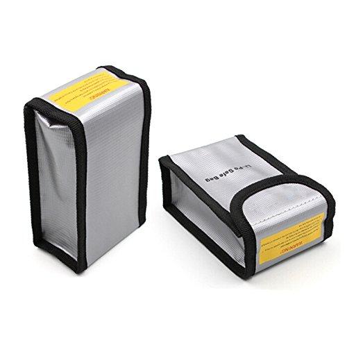 Drone Fans 1 Pc Safe Lipo Battery Bag Storage Case for DJI Phantom 34 and 4K Version