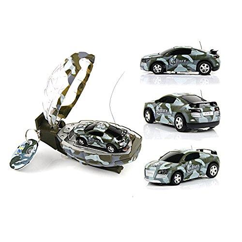 Mini RC Car Grenade Shaped Toy Car  Remote Control RC Car Grenade Toy Car