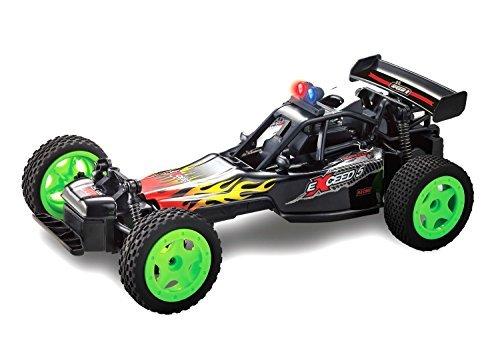 Remote Control Racing Car Crazy Speed Aggressive DriftingStunts Powerful Battery 4 Wheel Shocks