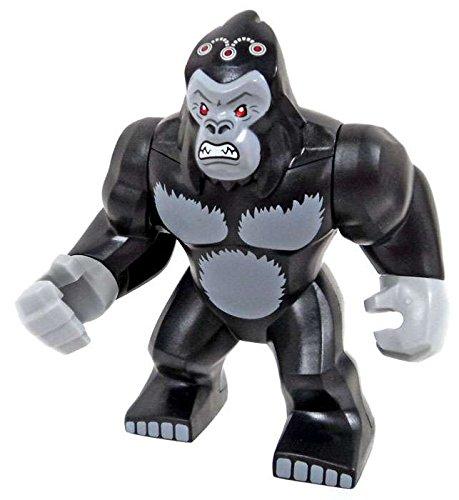 LEGO DC Comics Marvel Super Heroes Minifigure - Gorilla Grodd 76026
