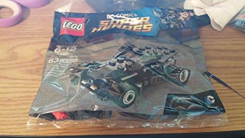 LEGO DC Comics Super Heroes Batman V Superman Dawn of Justice The Batmobile 30446 Bagged