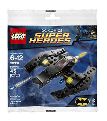 LEGO DC Comics Super Heroes Batwing 30301 Bagged Set