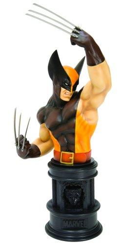 Marvel Collection X-Men Classic Wolverine Fine Art Bust