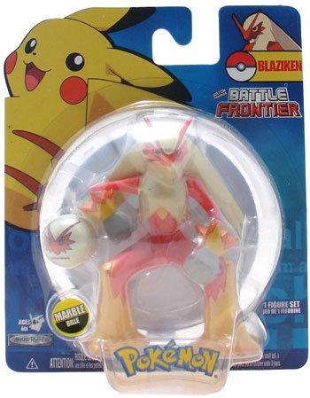 Pokemon Jakks Pacific Battle Frontier Basic Figure Series 2 Blaziken