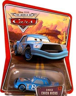 Cars Dinoco Chick Hicks