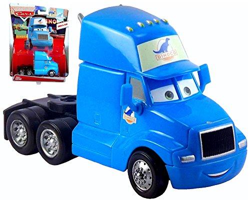 Disney Pixar Cars Dinoco Gray The King Semi Cab