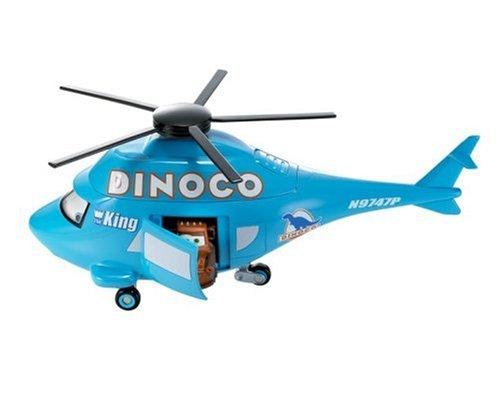 Disney Pixar Cars Dinoco Helicopter
