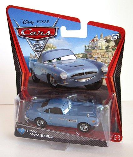 Disney  Pixar CARS 2 Movie 155 Die Cast Car 2 Finn McMissile V2799