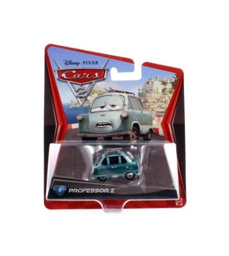 Disney  Pixar CARS 2 Movie 155 Die Cast Car 6 Professor Z