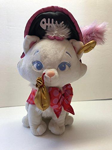 Marie Aristocats Pirate Plush