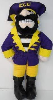 Oxbay ECU Pirates Plush Mascot 11