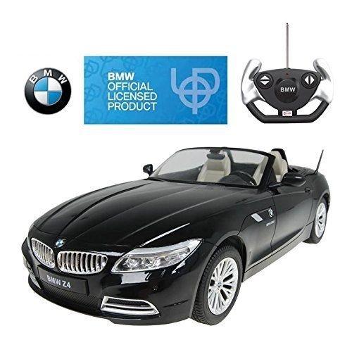 Officially Licensed BMW Z4 Radio Remote Control RC Car Scale 112 Color Black