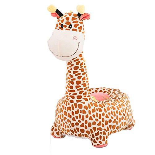 Ailimisi Children Pp Cotton Plush Cartoon Toys Sofa Animal Chairs for Festival Gift