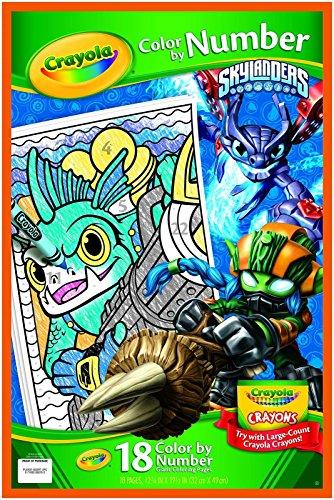 Crayola Skylanders Giant Coloring Pages