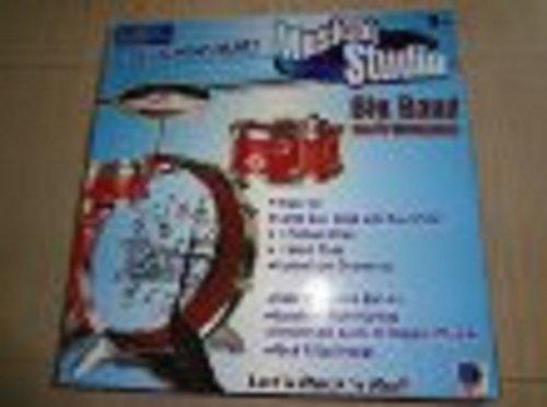 Musical Studio Big Band Rock N Rhythm Drum Set