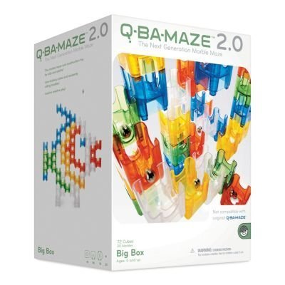Q-BA-MAZE 20 Big Box by MindWare