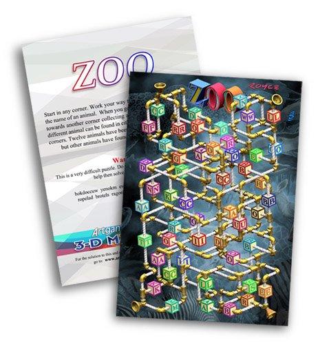 Artgame - Zoo - 3D Mazes