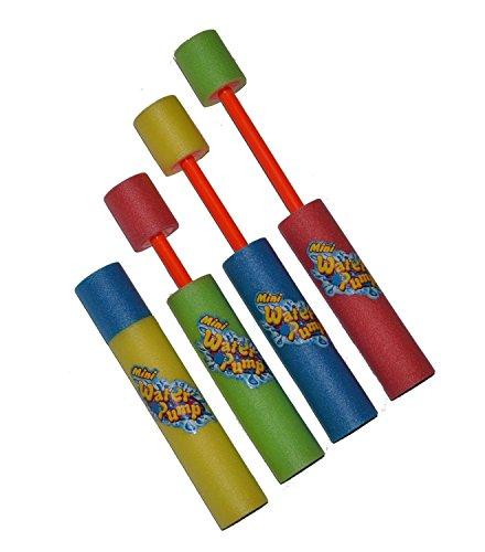 AR Toy Mini Pump Blaster Air Pressure Water Cannon 4 Piece