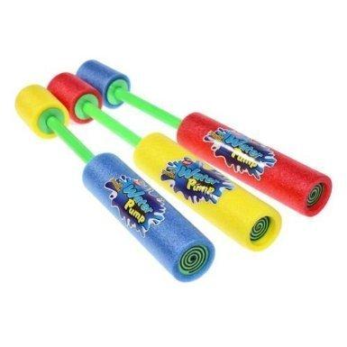 MazaaShop Mini Pump Blaster Air Pressure Water Cannon 3 Pack