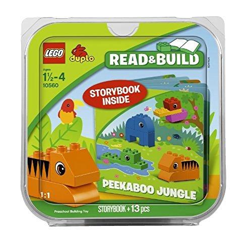 LEGO 10560 Peekaboo Jungle Toy Kids Play Children