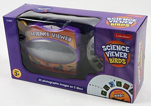 Birds Gift Set - ViewFinder 5 Reels - Science Viewer Series