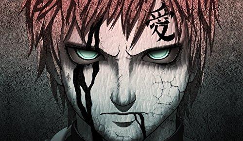 Naruto Gaara PLAYMAT CUSTOM PLAY MAT ANIME PLAYMAT 177