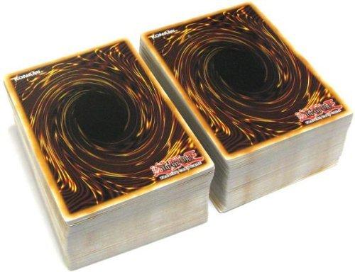 YuGiOh Custom 200 Card ULTRA Lot 180 CommonsRares 20 Holo Foils