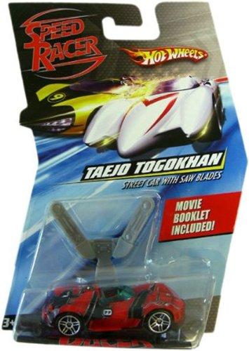 Hot Wheels Speed Racer Car - Taejo Togokhan