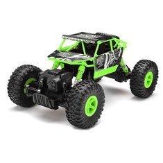 JJRC 118 24G 4WD Rock Crawler ARTR Rock Buggy Green Blue Red 48V 700mAh Battery