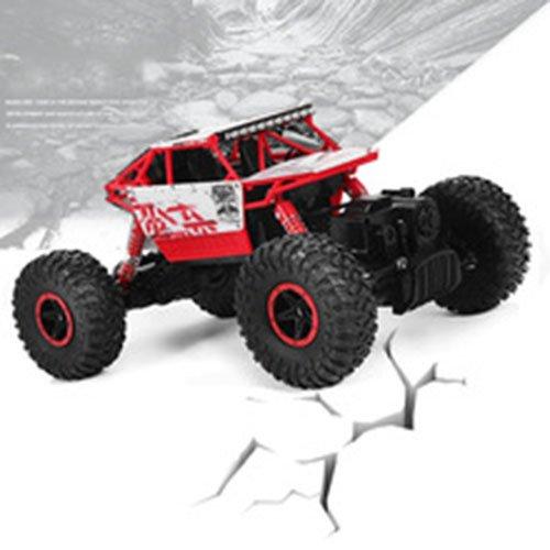 RC Car 24G 4CH 4WD Rock Crawlers 4x4 Driving Car Double Motors Drive Bigfoot Car Remote Control