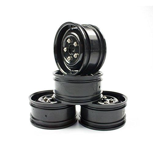 RC Crawler 110 Wheel Rims 19 Inch for 110 Axial SCX10 TAMIYA CC01 RC4WD D90 RC Car Wheel Hub Parts