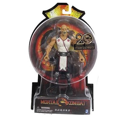 Baraka Mortal Kombat 9 6-Inch Action Figure