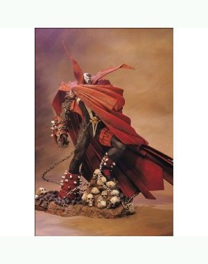 2000 Spawn Action Figure Series 17 Classic - Spawn V