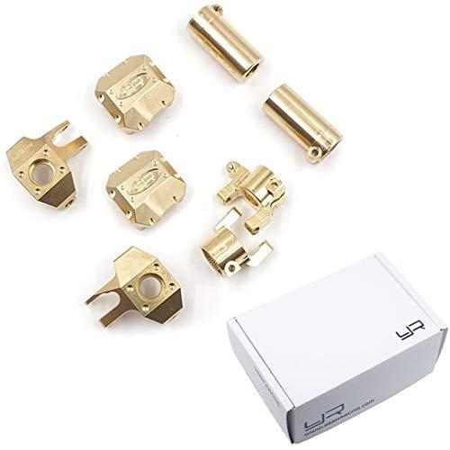 Yeah Racing AXSC-S01 Brass Upgrade Parts Set  Axial SCX10 II