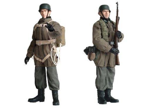 Alois Schuetze Fallschirm Infantrie Battaillon Sudentenland 1938 Operation Green 12 16 Scale Action Figure by Dragon 70281