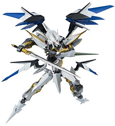 Bandai Tamashii Nations Robot Spirits Villkiss CROSS ANGE Rondo of Angel and Dragon Action Figure