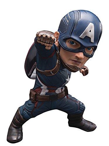 Bandai Hobby Beast Kingdom EA-023 Captain America Civil War Statue Action Figure